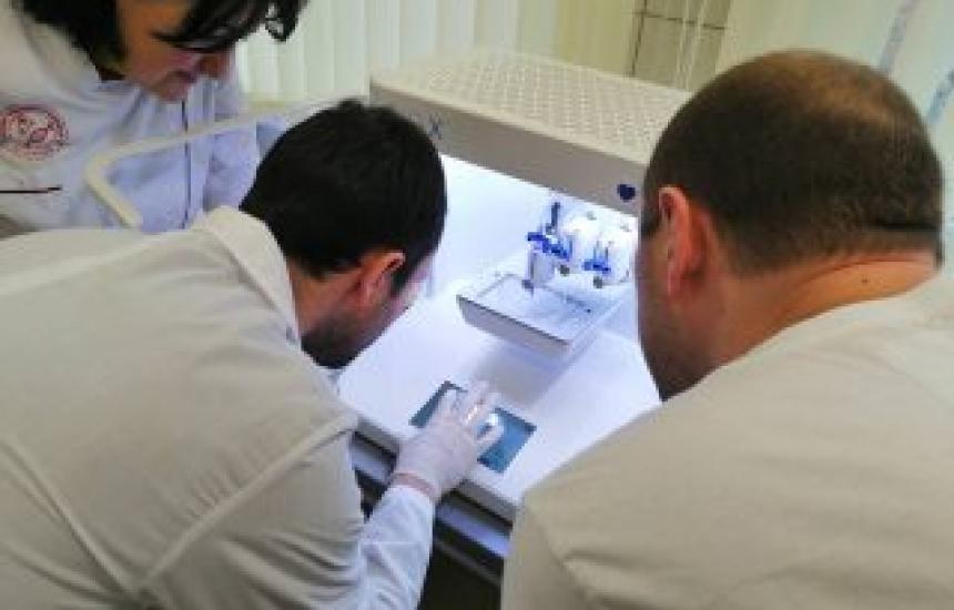 Биопринтер заработи в МУ-Пловдив