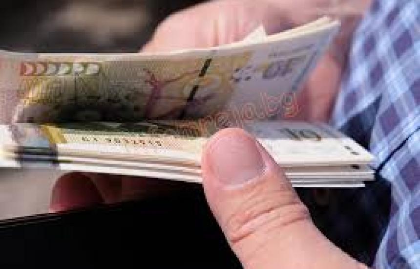 1170 лева средна заплата в края на годината