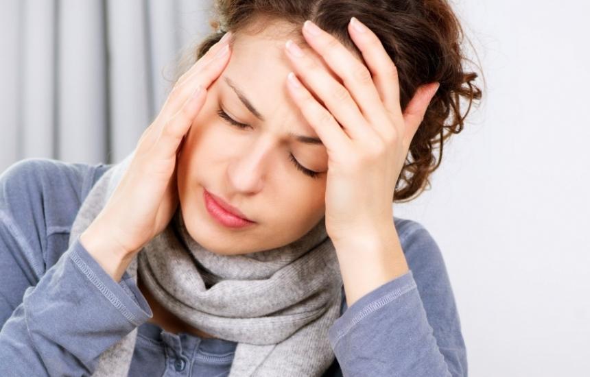 Главоболието не е безобидно, идете на лекар
