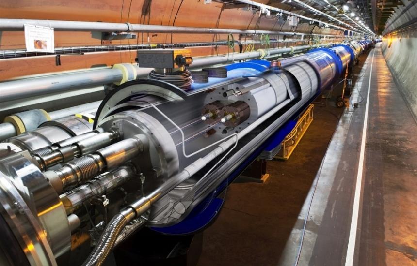 Български учени с бърз достъп в  ЦЕРН