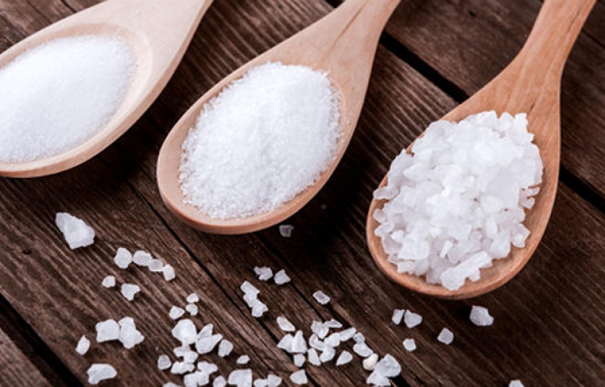 Органичават дневната доза сол