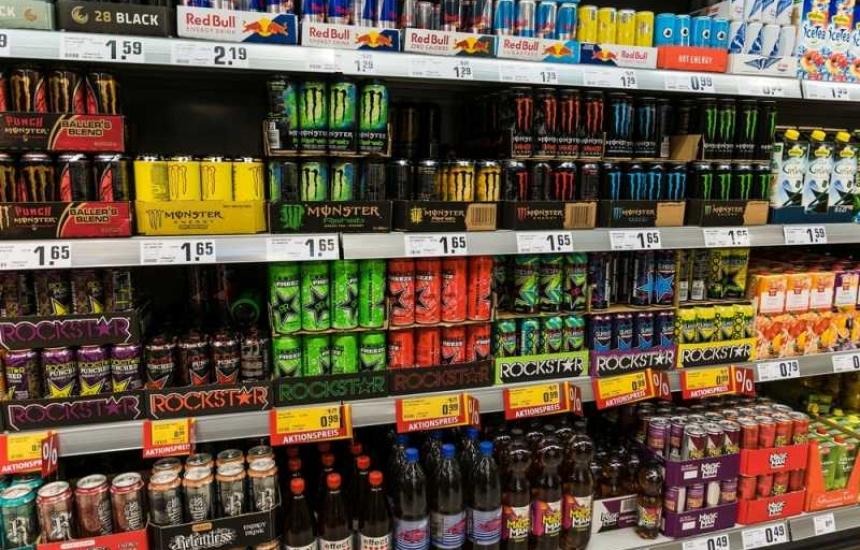 Учениците прекаляват с енергийните напитки