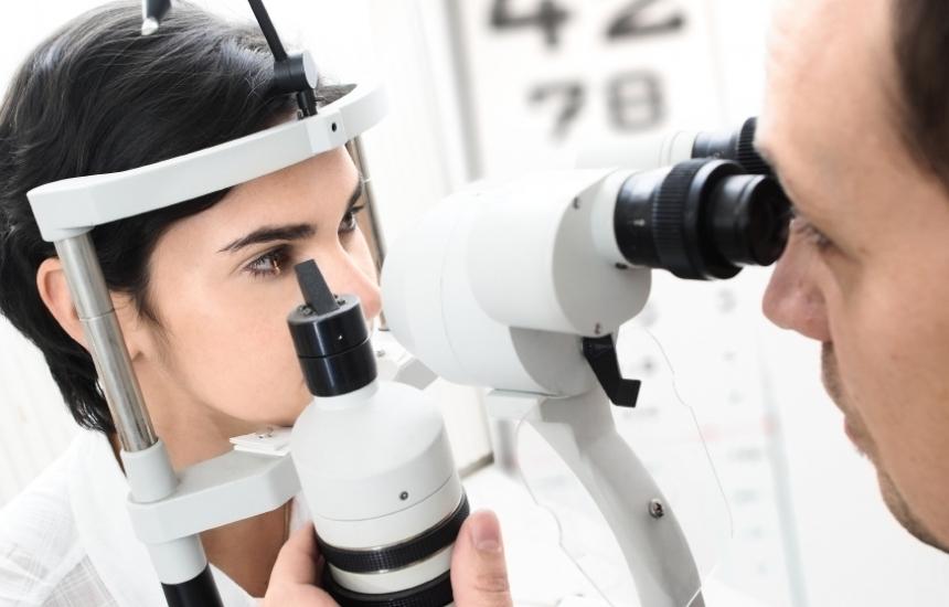 Безплатни прегледи за глаукома в ИСУЛ