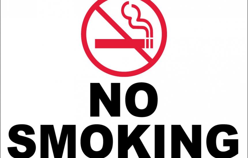 Забрана за рекламата на тютюн в спорта