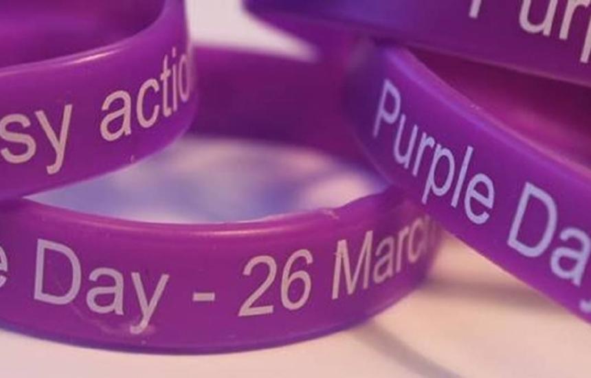 Лилав ден за хората с епилепсия