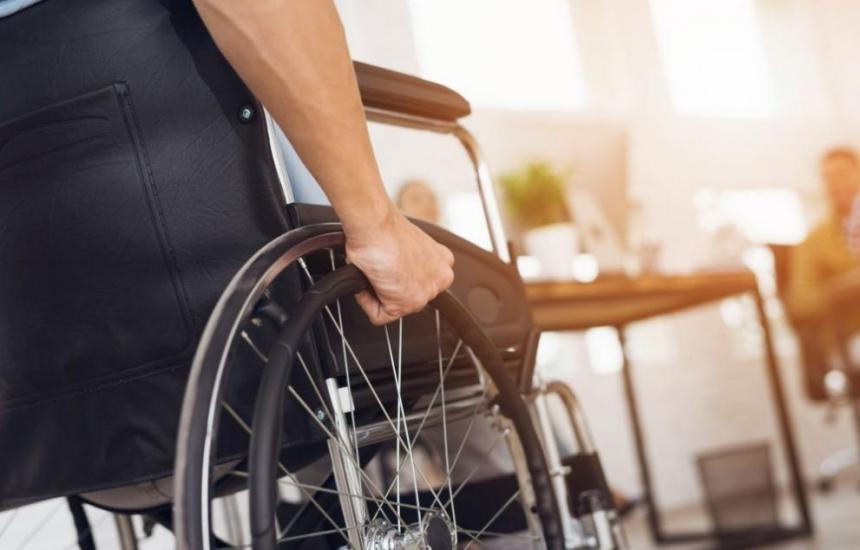 Tръгва точковата система за хората с увреждания