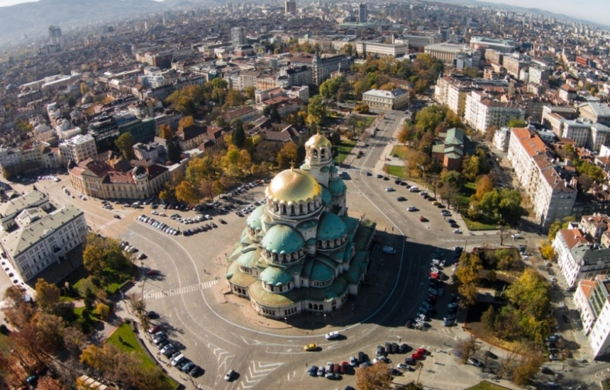 От 140 години София е столица