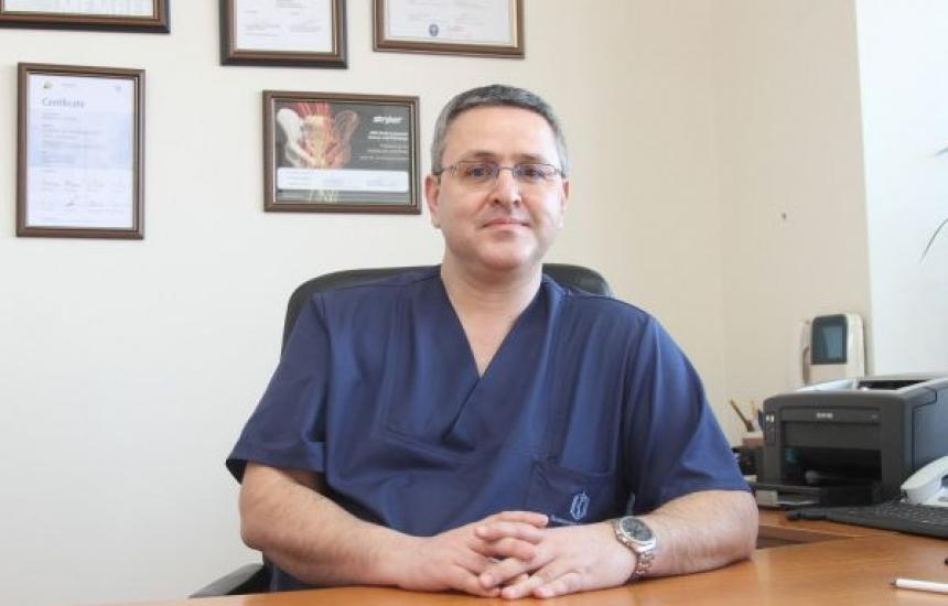 Спасиха крака на мъж с 3D операция