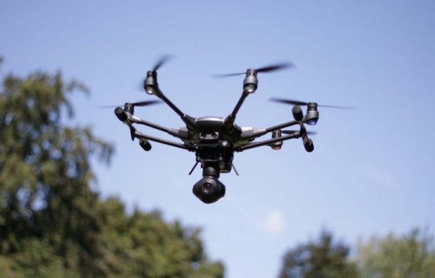 В САЩ доставиха бъбрек с дрон