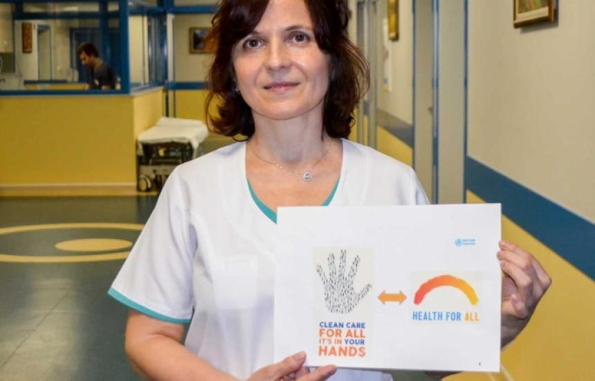 5 май - Ден на чистите ръце