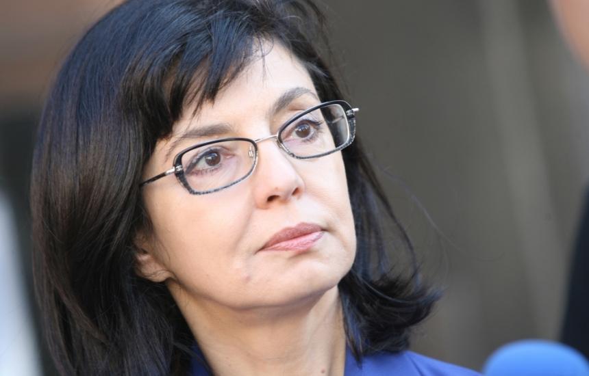 Кунева даде Ваньо Митев на прокурор
