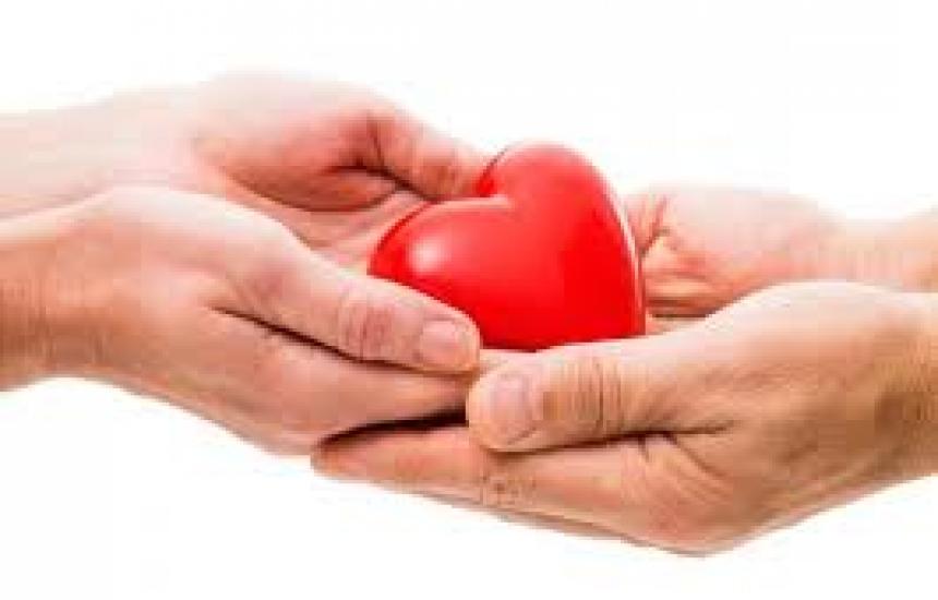 Изкуство в подкрепа на донорството