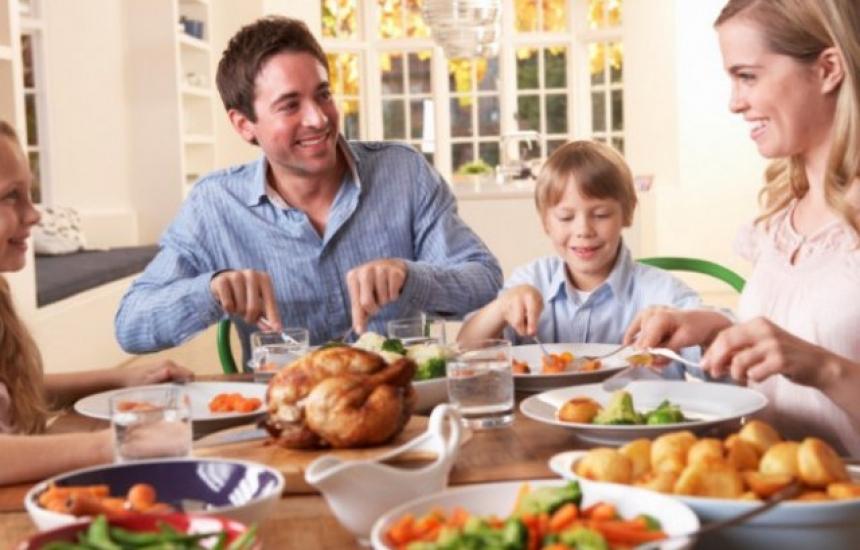 Препоръките за хранене – настолна книга