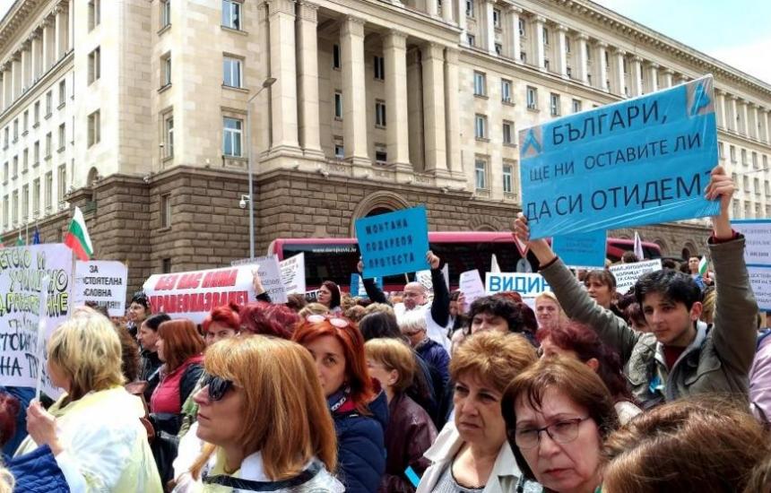 Сестрите заплашиха с колективни оставки