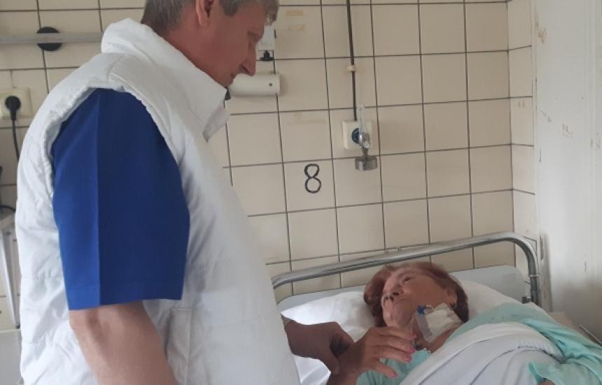 Спасиха жена в УМБАЛ Бургас с тромболиза