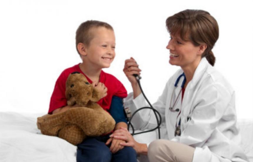 5% от децата с високо кръвно