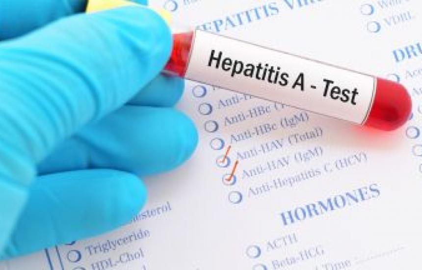 Взрив на Хепатит А в Сливенско
