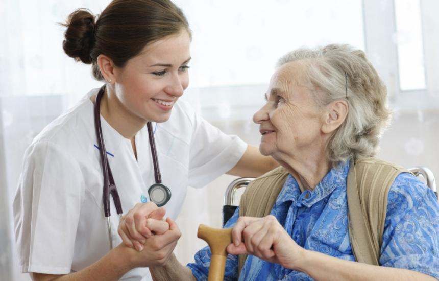 Гривна следи здравето на възрастни