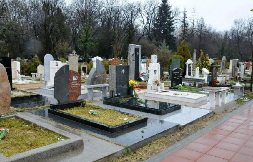 Край на нерегламентираните гробища