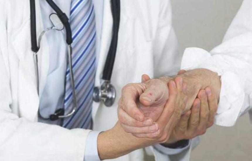 ВМА преглежда за лаймска болест