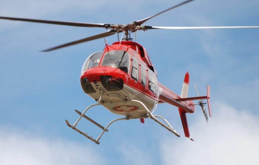 Искаме европари за хеликоптери