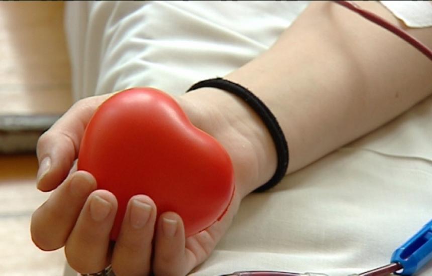 Кръводарителска акция в Пирогов