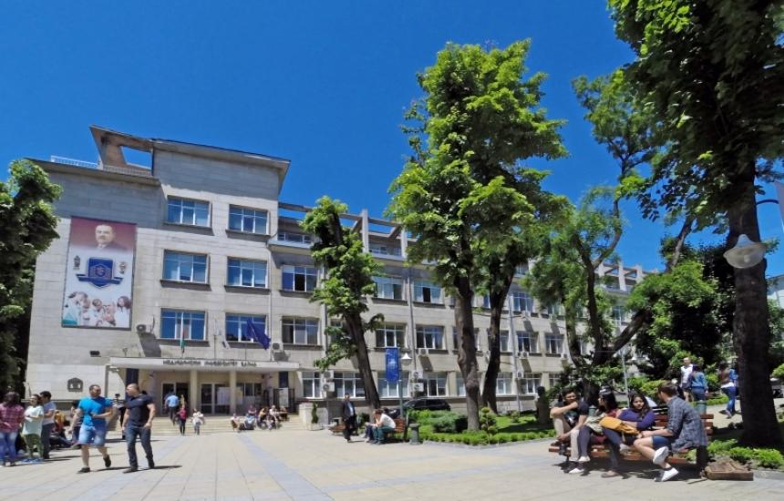 МУ- Варна с нова придобивка