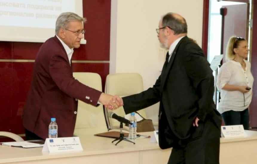 Изграждат Център за иновативна медицина в Пловдив