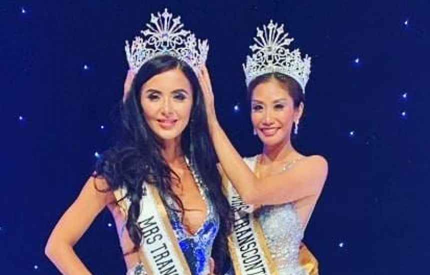 Българска лекарска стана Mrs Transcontinental 2019