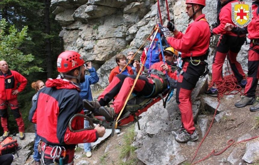 Правят най-големия форум за планински спасители у нас