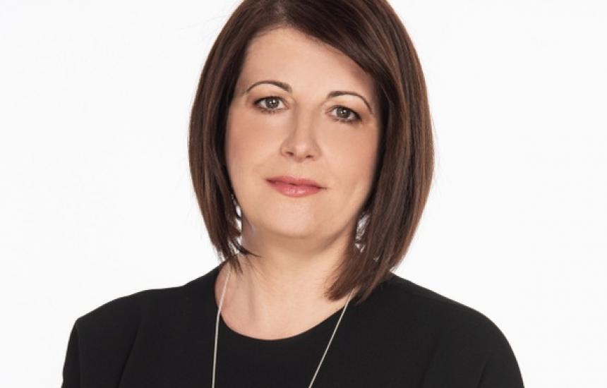 Лора Ивчева - генерален мениджър на Sanofi Genzyme