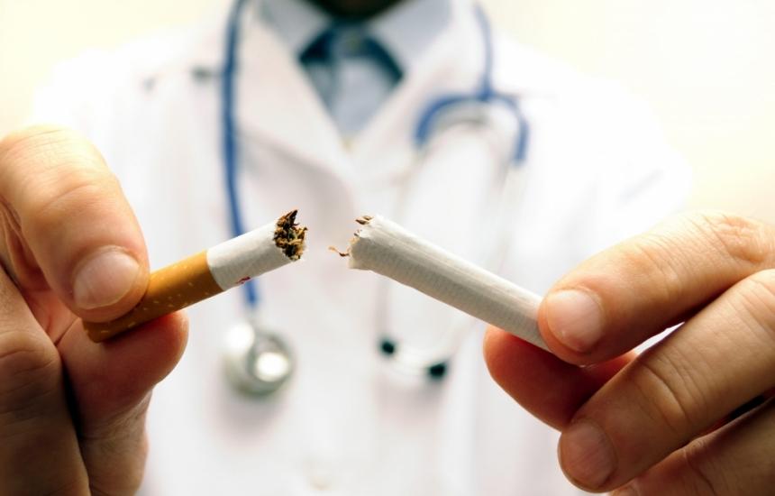 Отвориха кабинет за отказ от цигарите