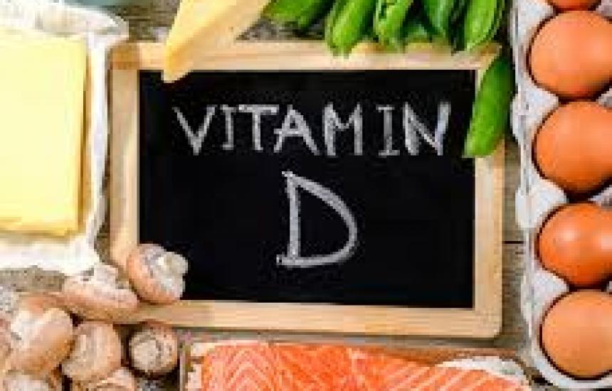 2 ноември - Световен ден на витамин D