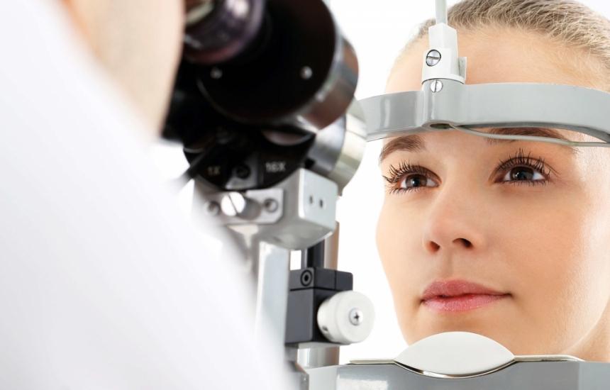 Преглеждат за диабетна ретинопатия