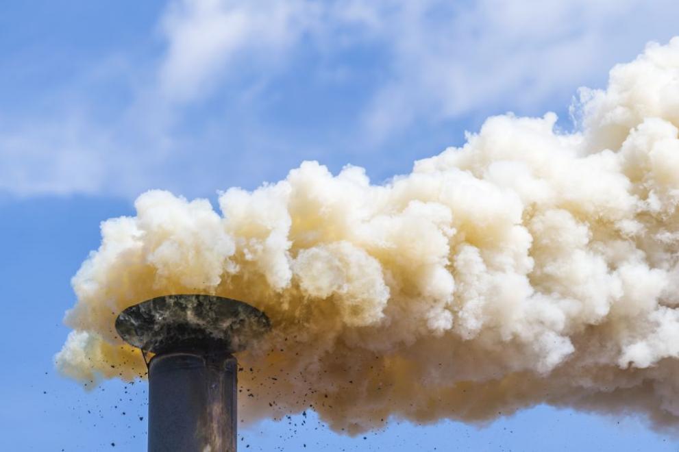 Търсят замърсителят на  въздуха  в Перник
