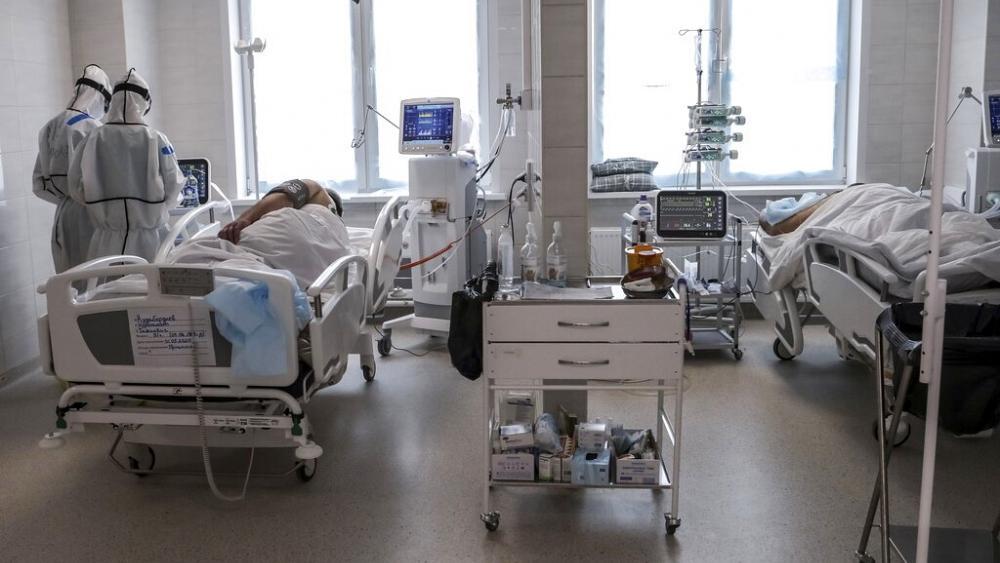 всеки пети в болница е с ковид