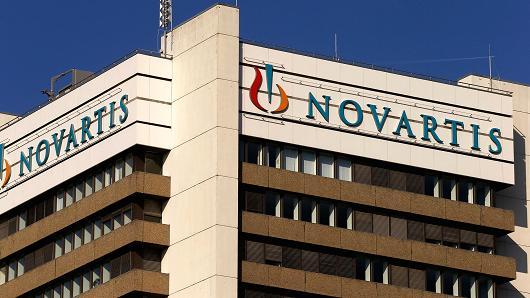 Novartis с компания за генна терапия