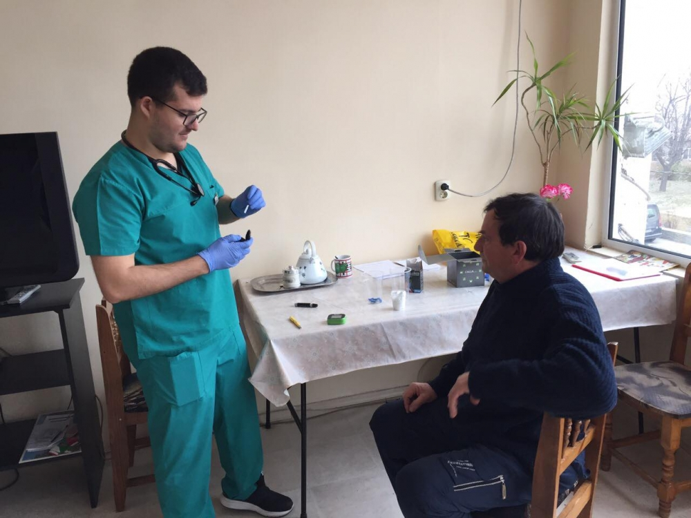 Безплатно на лекар в пловдивските села