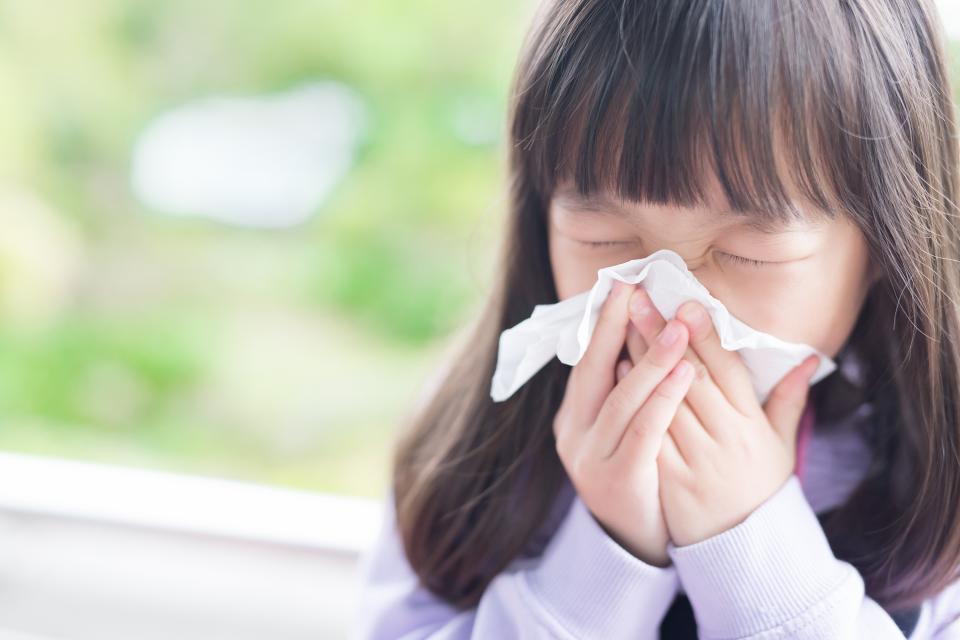 Пролетният вирус атакува поетапно