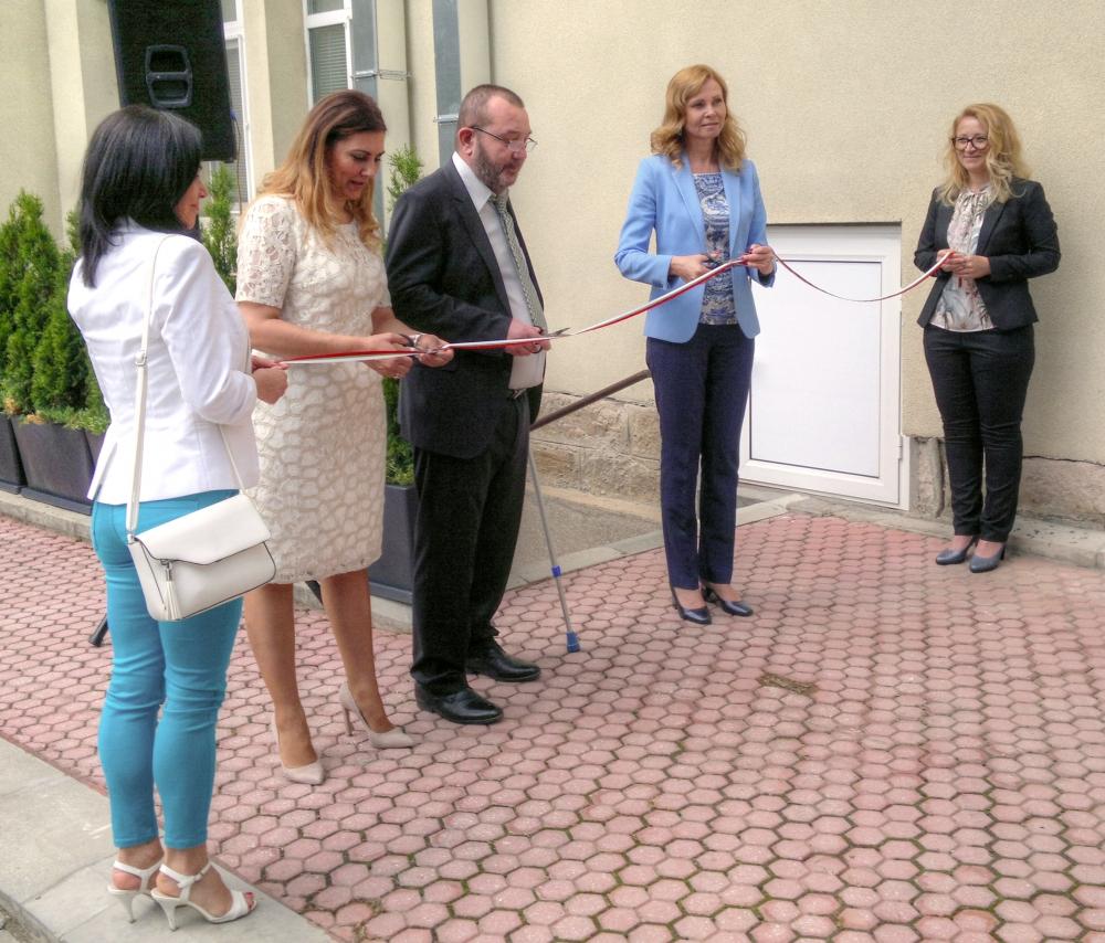 Нов център за балнеолечение отвори врати