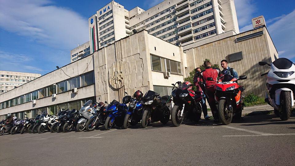 Мотористи на курс за първа помощ