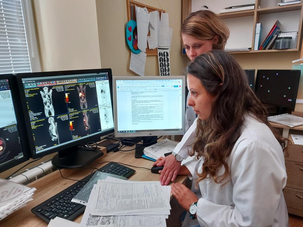 Александровска с ново изследване за рак