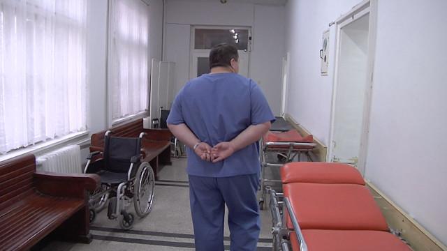 Болен нападна фелдшер в Нова Загора