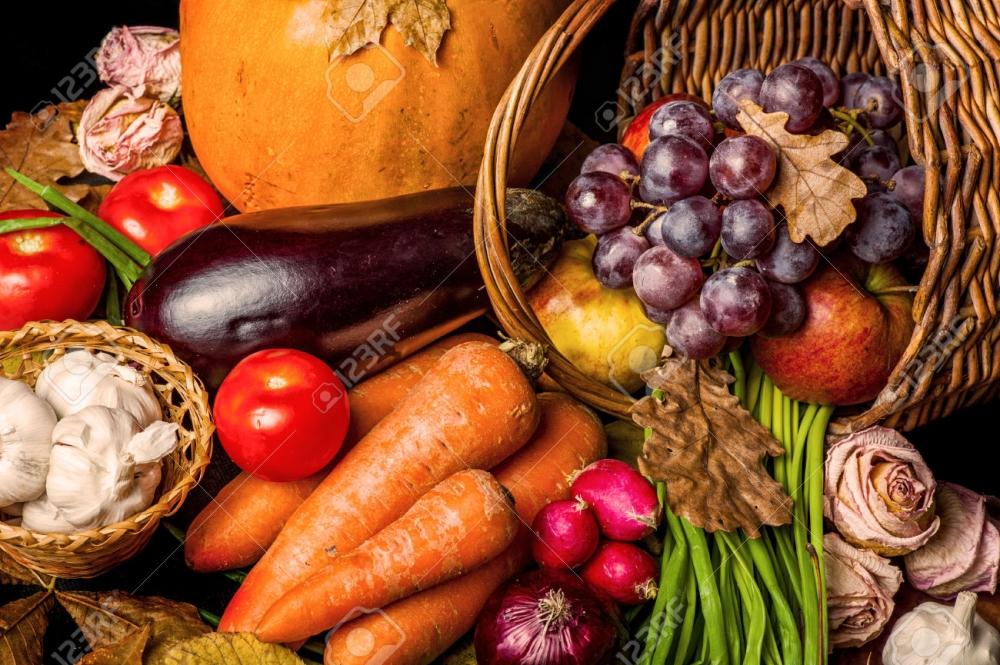 Солено, лютиво и кисело са вкусовете на есента