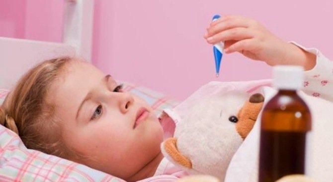 Само една трета от страната без грип