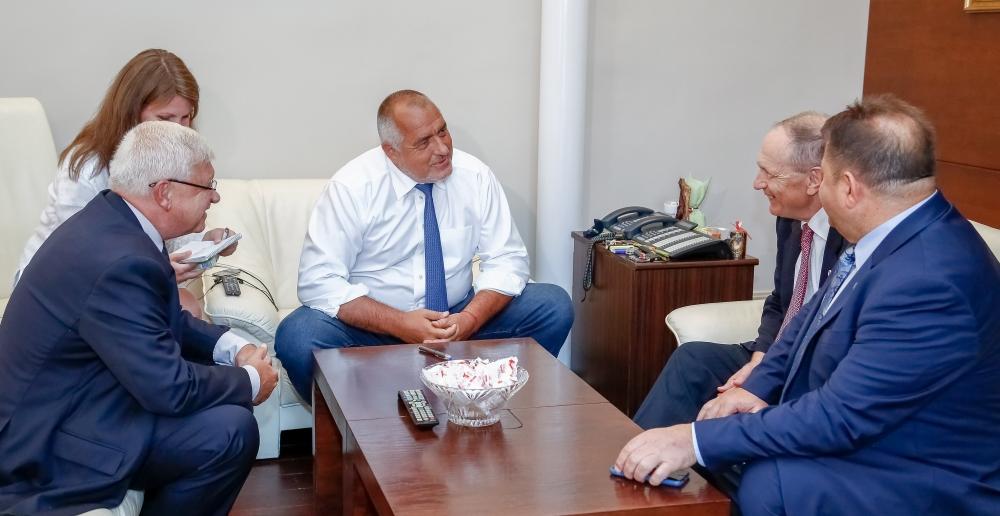 Премиерът се срещна с президента на Световната медицинска организация