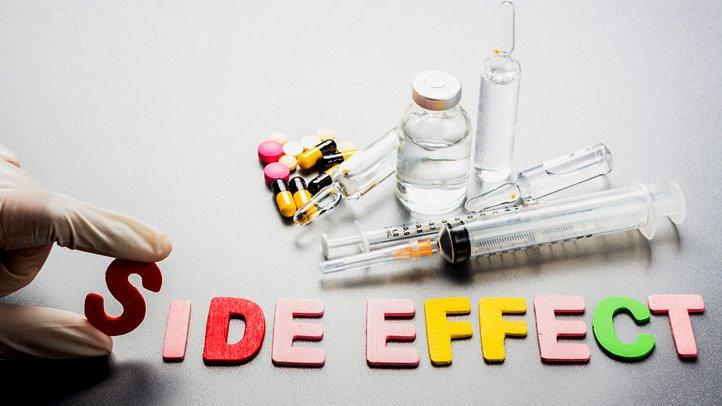 Питат за страничните ефекти от лекарства