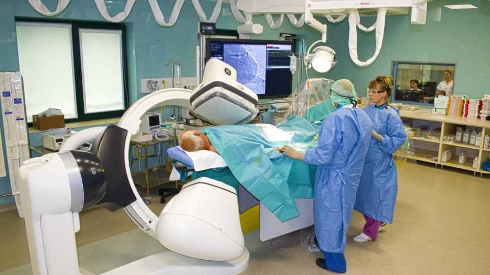 Спасиха мъж със запушен стент в сънната артерия