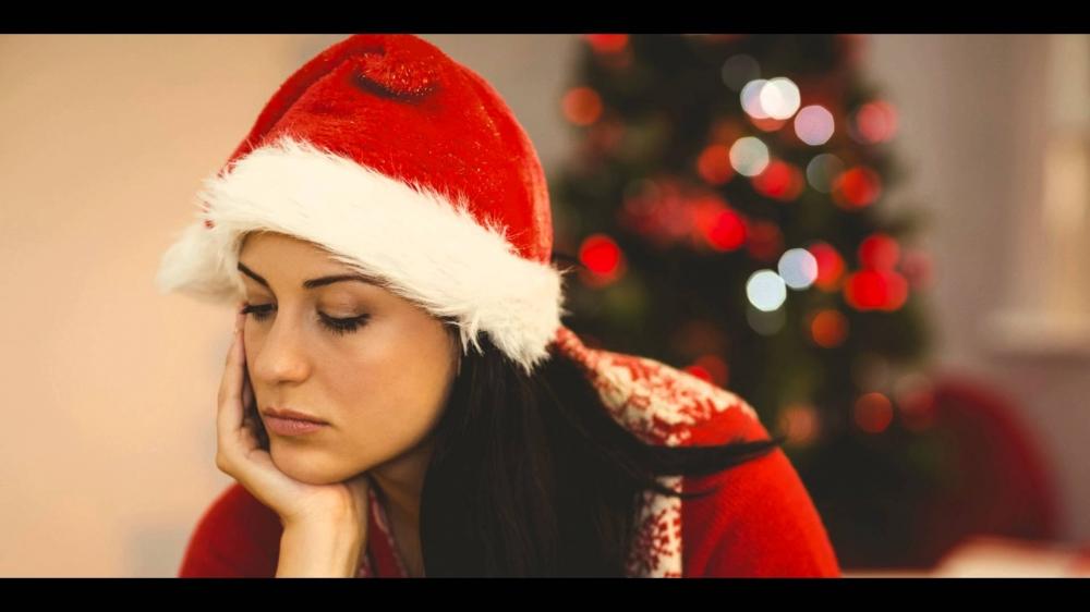 Тъжни на Коледа