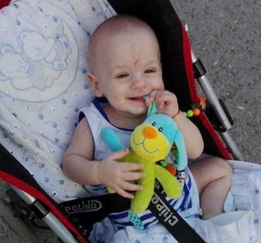 Парите за бебе Дилян спасяват деца с рак